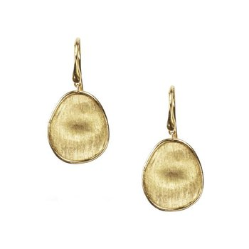 Lunaria Gold Petite Drop Earrings