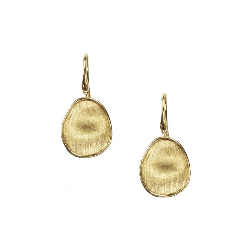 Marco Bicego Lunaria Gold Petite Drop Earrings