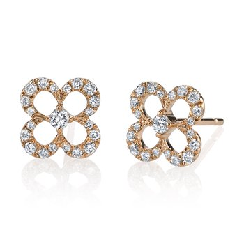 MARS 26898 Fashion Earrings, 0.26 Ctw.