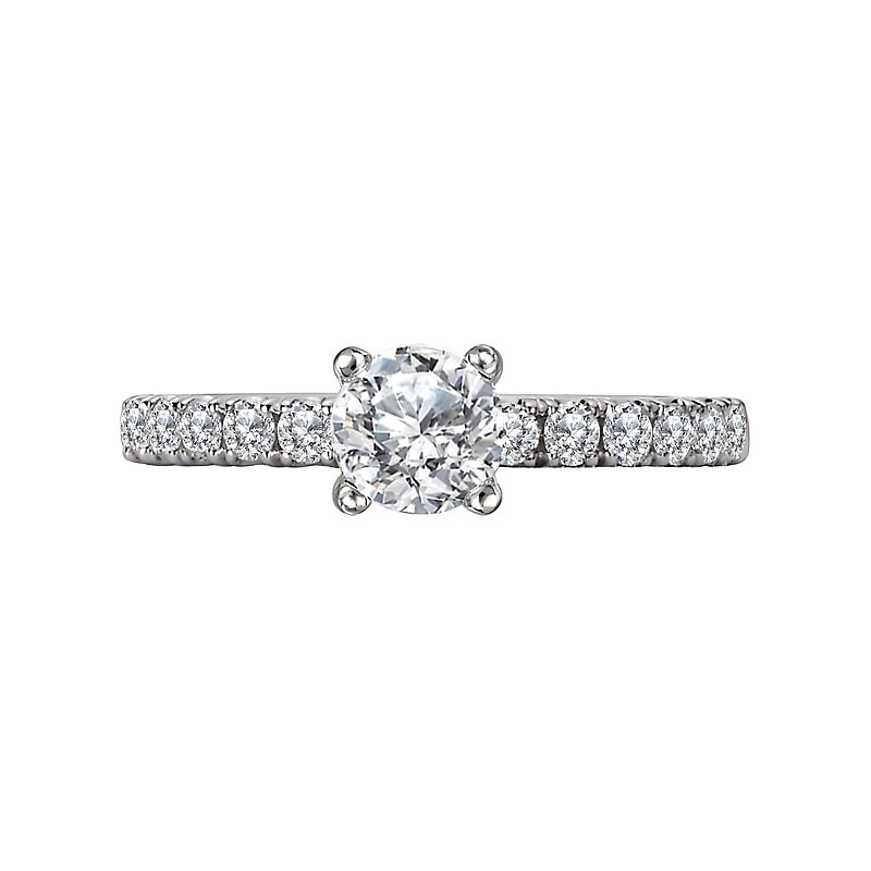 LaVie Diamond Engagement Ring