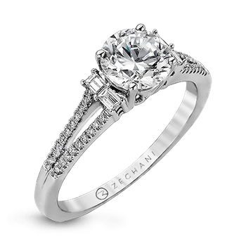 ZR975 ENGAGEMENT RING