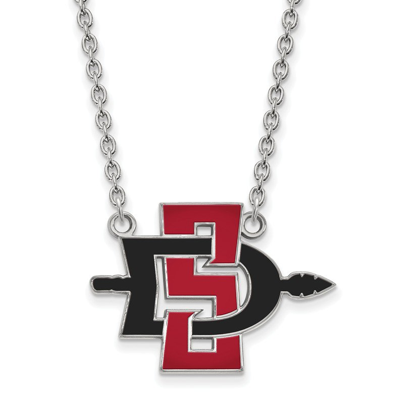 NCAA Gold San Diego State University NCAA Necklace