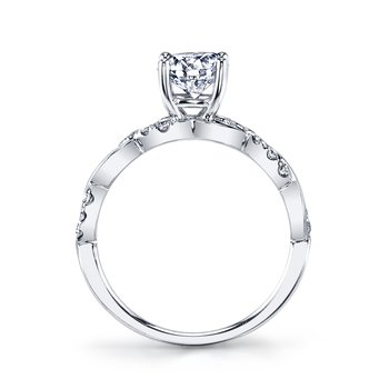 Diamond Engagement Ring, 0.20 ct tw