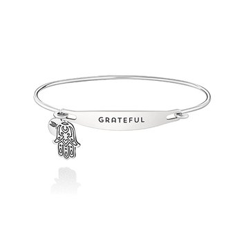 Grateful ID Bangle