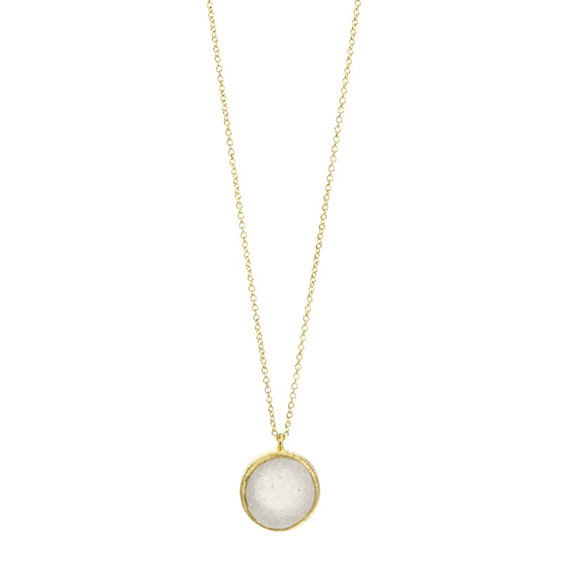Nina Nguyen Petal Gold Necklace