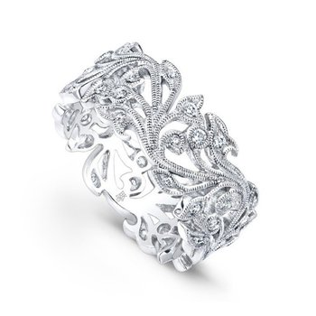 Diamond Tree of Life Band