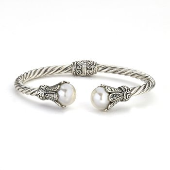 Bali Twist Bangle