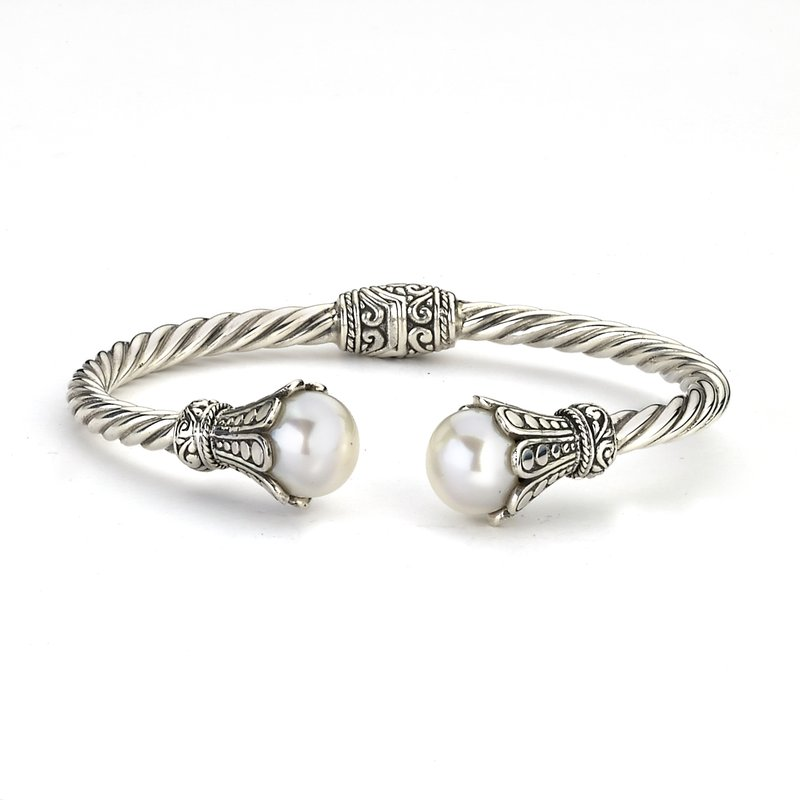 Samuel B Bali Twist Bangle