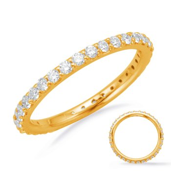 Diamond Eternity Band Shapred Prong