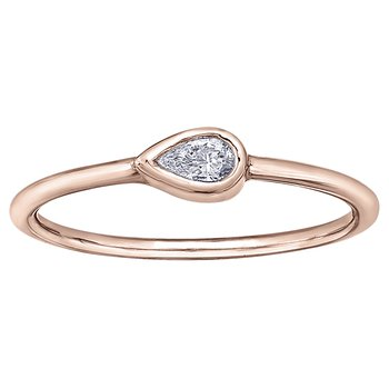 Diamond Ladies Ring