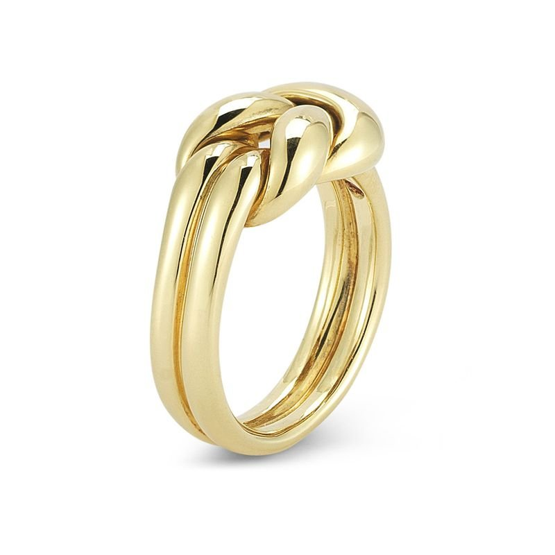 Roberto Coin Knot Ring &Ndash; 7