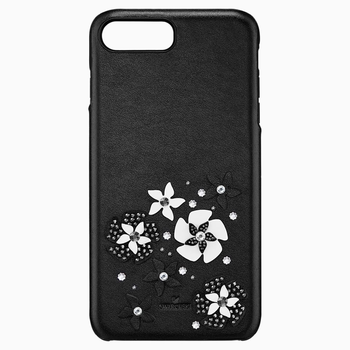 Mazy Smartphone Case with integrated Bumper, iPhone® 8 Plus, Black