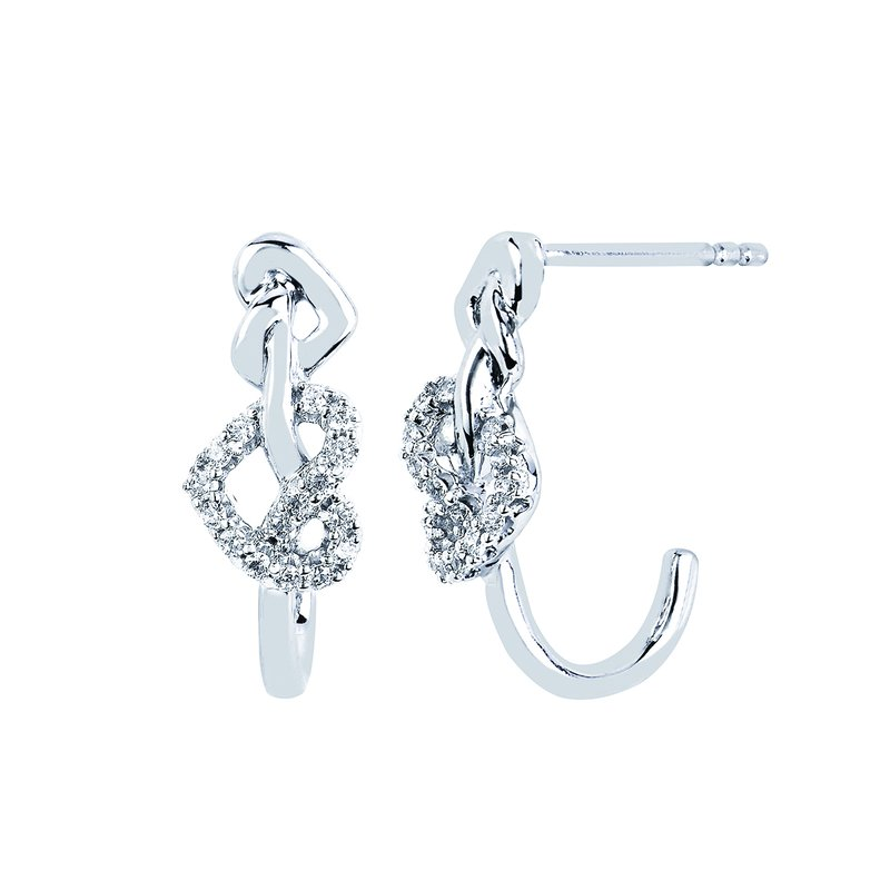 Classic Selection Earrings Rd V~ 0.16