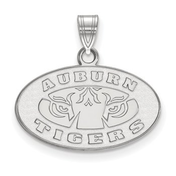 Gold Auburn University NCAA Pendant
