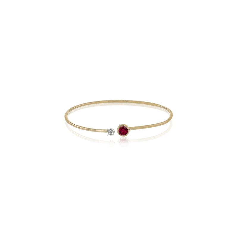 Simon G LB2179-R BANGLE