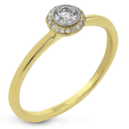 Simon G LR1170 ENGAGEMENT RING