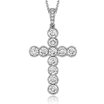 NP204 CROSS PENDANT