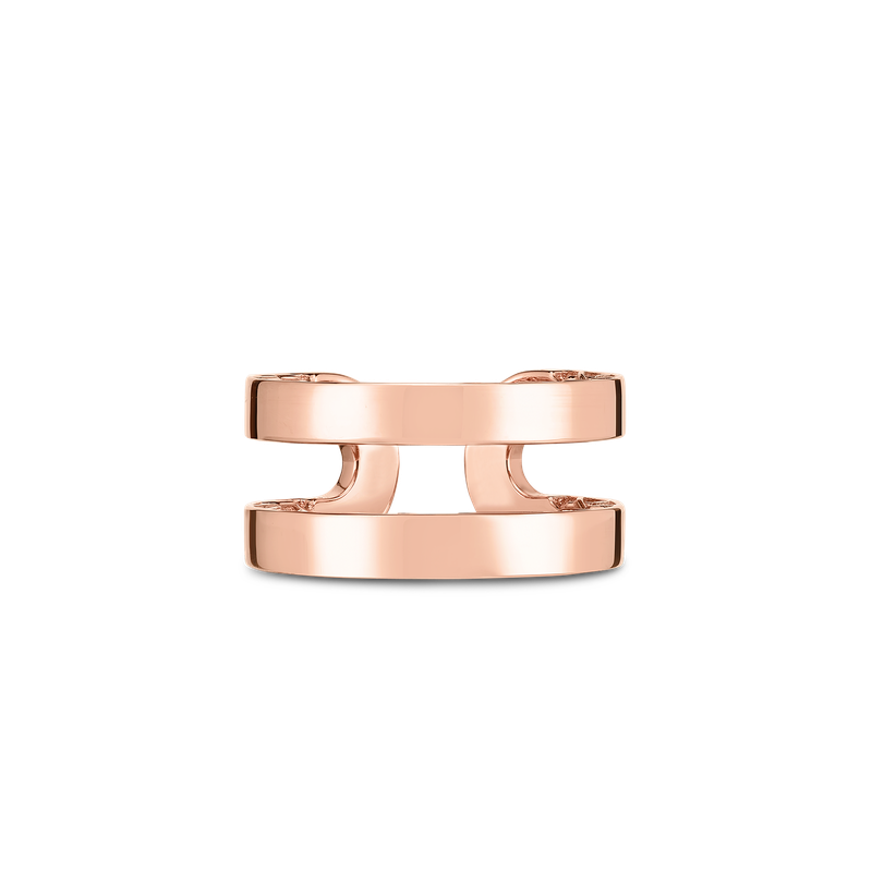 Roberto Coin  #19877 Of Double Symphony Barocco Ring