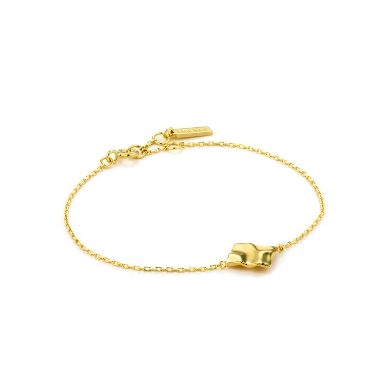 Ania Haie Crush Square Bracelet