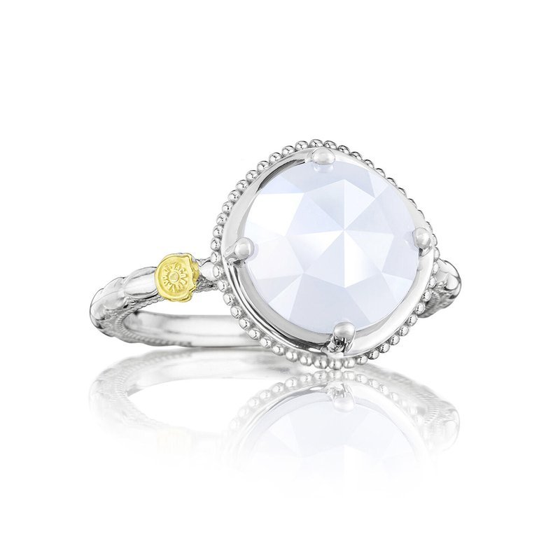 Tacori Fashion Bold Simply Gem Ring featuring Chalcedony