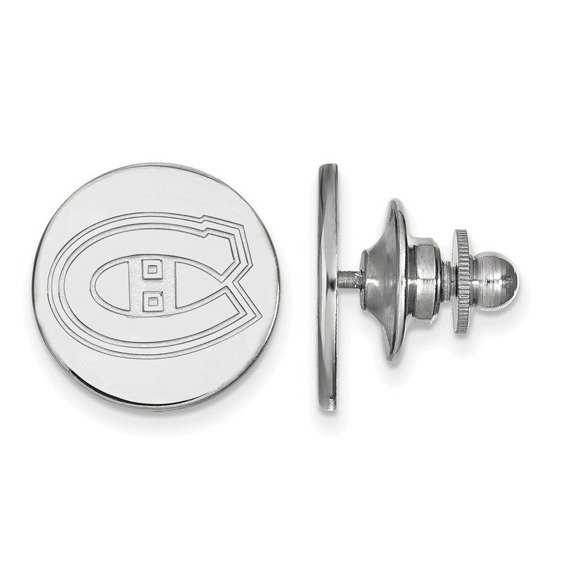NHL Gold Montreal Canadiens NHL Lapel Pin
