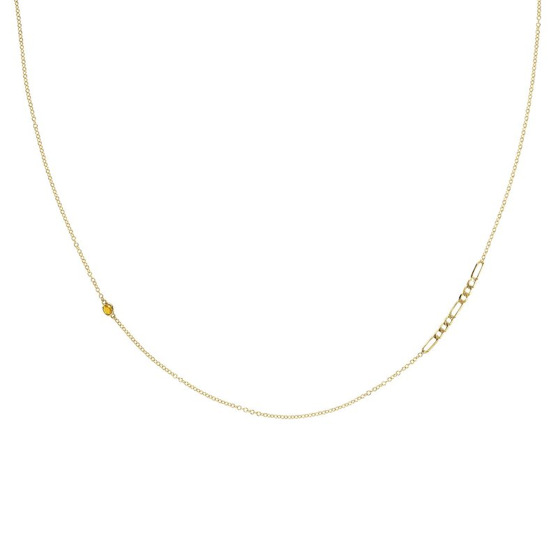 Tacori Fashion It Figaros Gem Necklace w/ Citrine