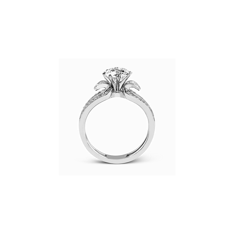 Simon G MR2585 ENGAGEMENT RING