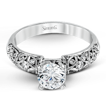 LP1582-D ENGAGEMENT RING