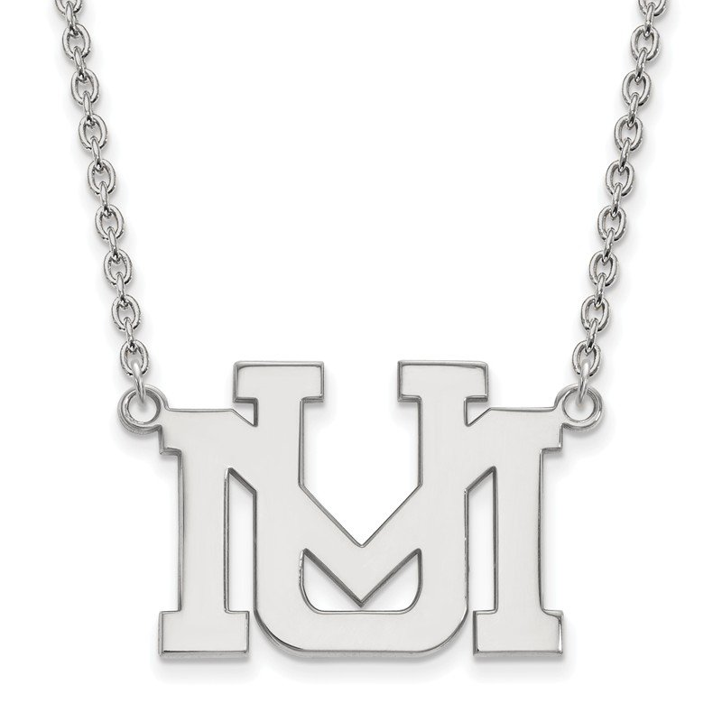 NCAA Gold University of Montana NCAA Necklace