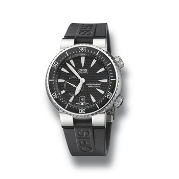 Divers Titan 'C' Small Second, Date