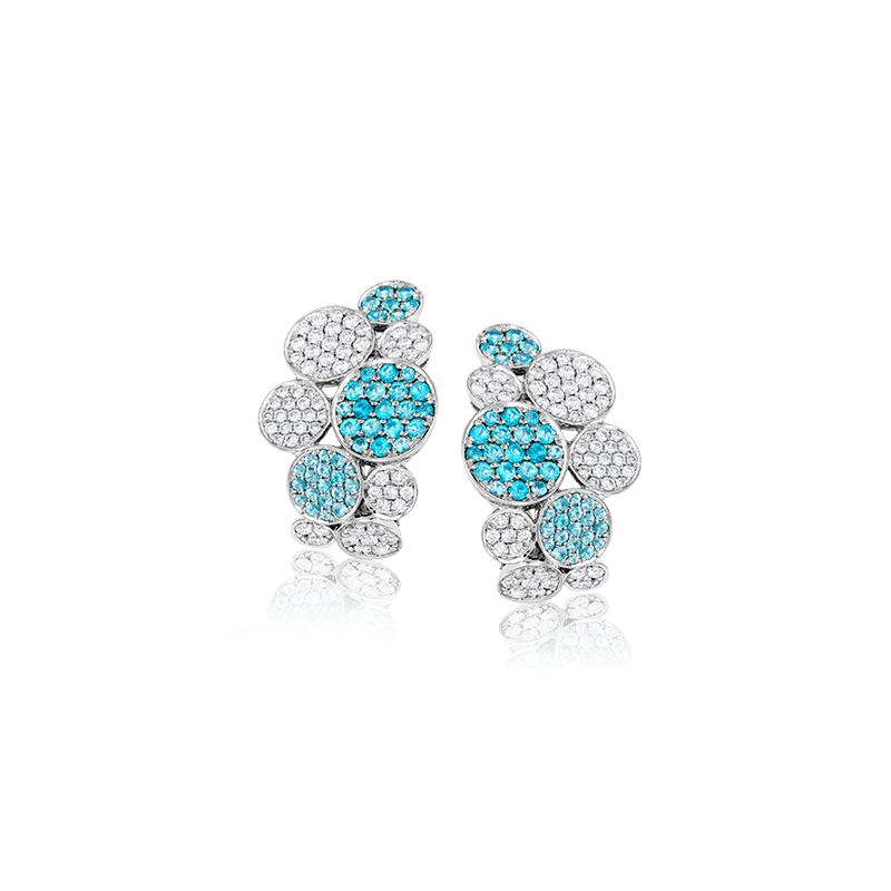 Simon G LE2210-A COLOR EARRING