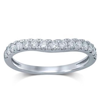 14K 0.50Ct Diamond  Band