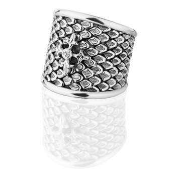 Signature Reptile Ring