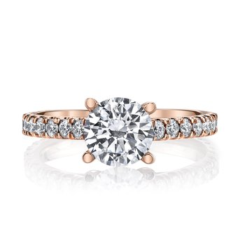 MARS Jewelry - Engagement Ring 26562