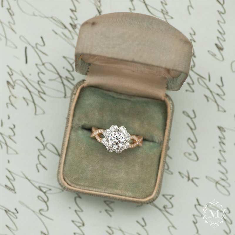 MARS Jewelry - Engagement Ring 26020