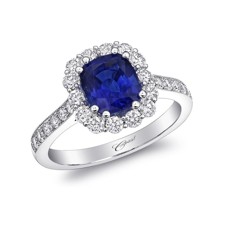 Coast Diamond Signature Color Ring