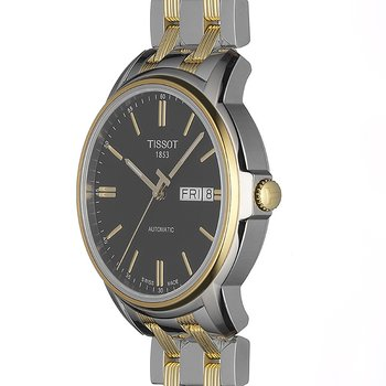 Automatic III Men's Black Classic Automatic Watch