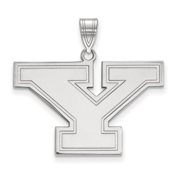 Sterling Silver Youngstown State University NCAA Pendant
