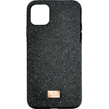High Smartphone case, iPhone® 12 mini, Black