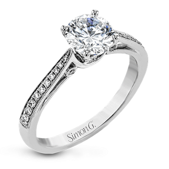 TR700 ENGAGEMENT RING