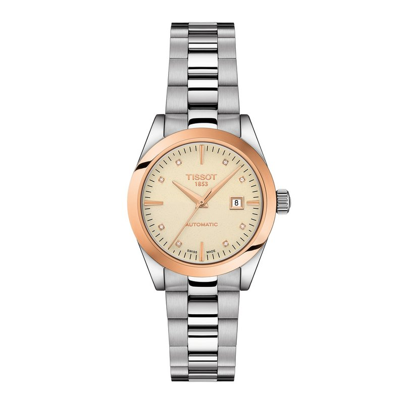Tissot Tissot T-My Lady Automatic 18K Gold