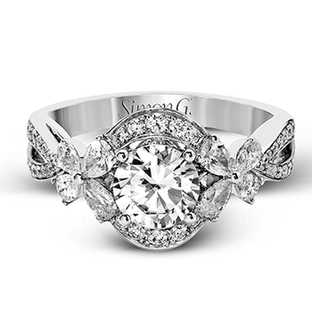 MR2701 ENGAGEMENT RING