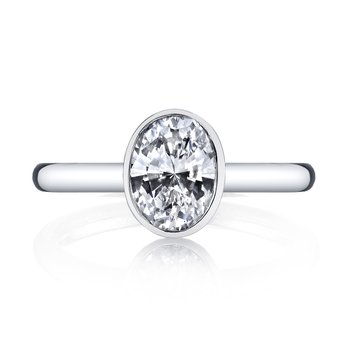 MARS 26703 Solitaire Engagement Ring
