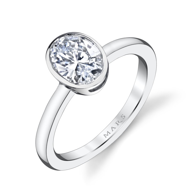 MARS Jewelry - Engagement Ring 26703