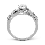 Zeghani ZR1274 ENGAGEMENT RING