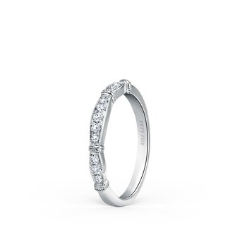 Diamond Traditional Diamond Wedding Band