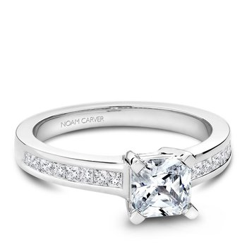 Noam Carver Fancy Engagement Ring B031-01A