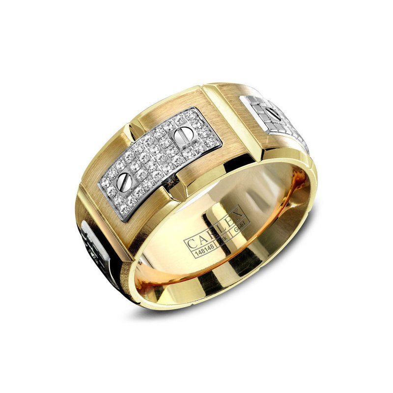 Carlex Carlex Generation 2 Mens Ring WB-9897WY