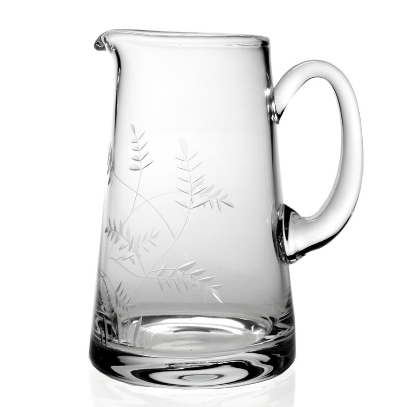 William Yeoward Wisteria Pitcher 2 Pint