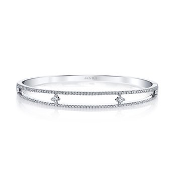 MARS 26721 Fashion Bracelet, 0.82 Ctw.